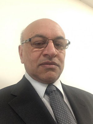 CHAIRMAN: Manu Mistry of Bolton Hindu Forum
