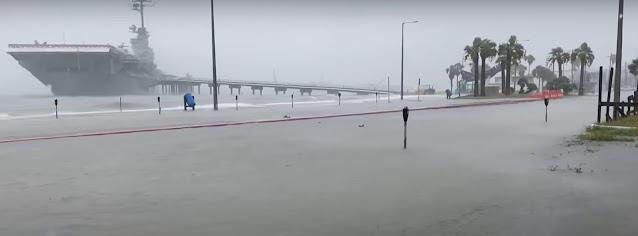 Hurricane Hanna : NHC Warns of Heavy Rain Possibilities in Texa and Northern Mexico