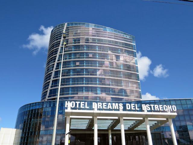 Where to Stay in Punta Arenas Chile: Hotel Dreams del Estrecho Casino on the Strait of Magellan