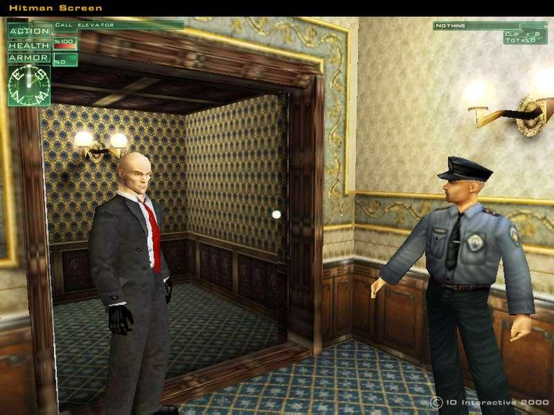 Hitman 1: codename 47 highly compressed 130 mb full pc game.