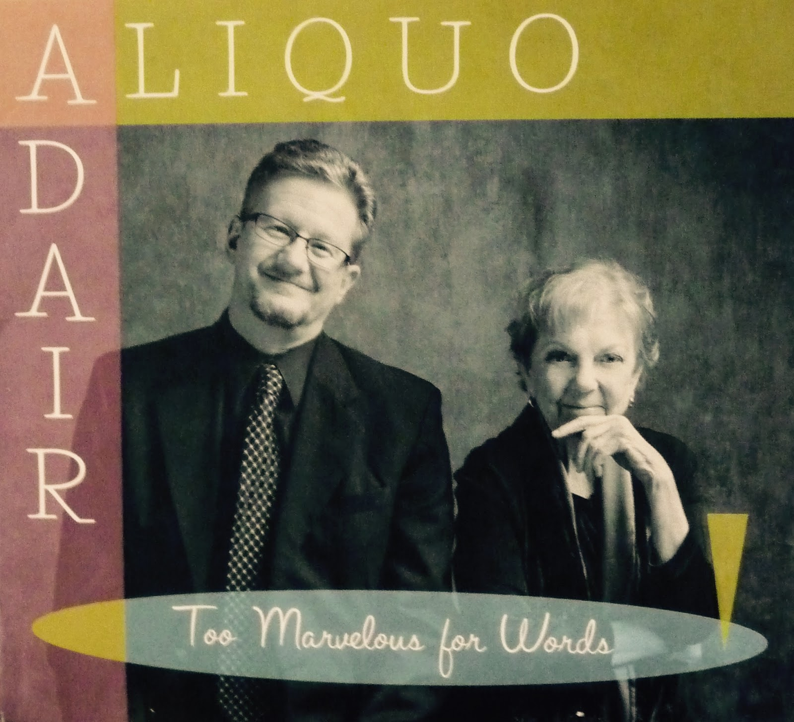 Music Man Blog: CD Review: Adair-Aliquo