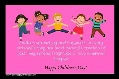 International Children's Day 2020