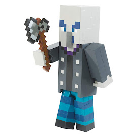 Minecraft Vindicator Survival Mode Figure