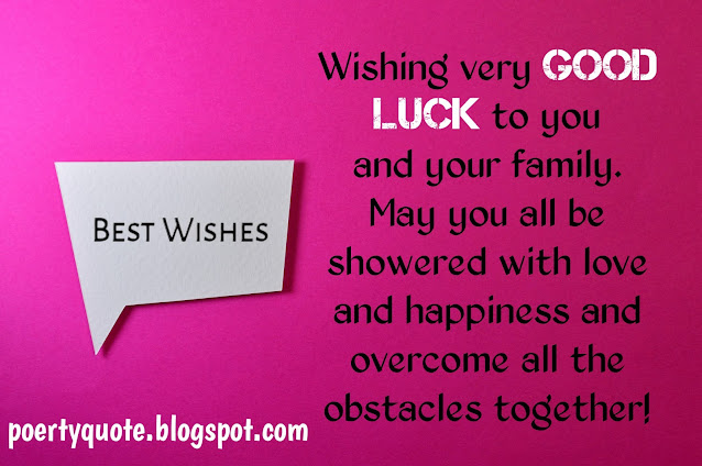 Best Wishes Quotes for new job success and health