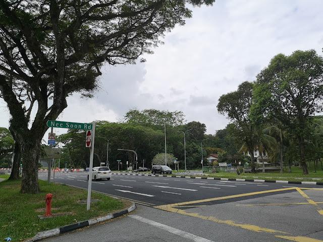 Nee Soon Road