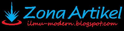 Logo Zona Artikel by Yudi Prastiawan
