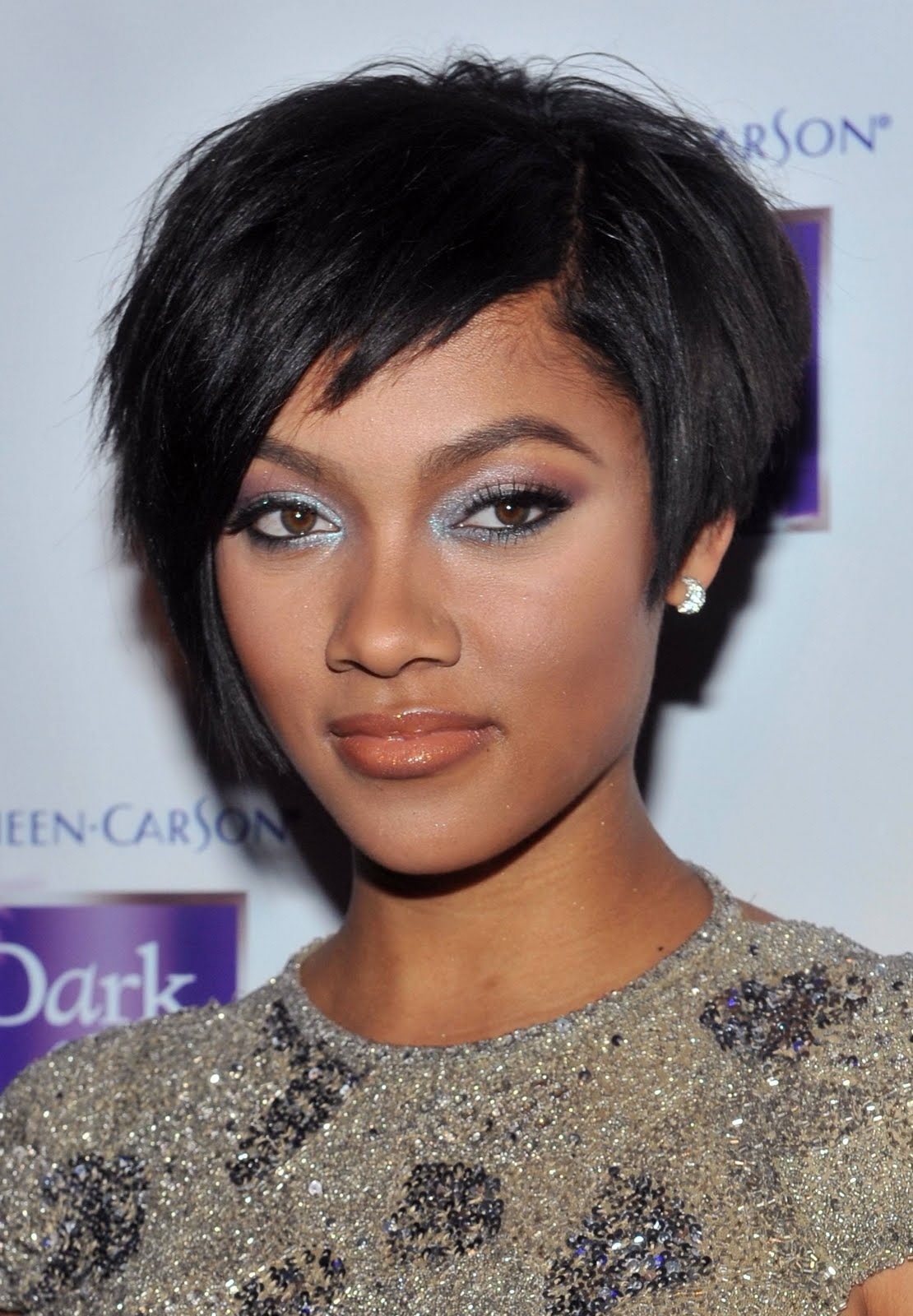 Magnificent Very Short Black Hairstyles 2012 Short Hairstyles For Women And Man Hairstyle Inspiration Daily Dogsangcom
