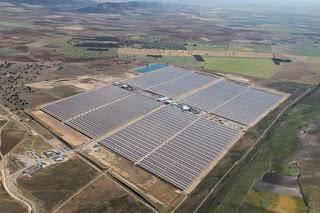 Central Solar Fotovoltaica de Ferreira do Alentejo