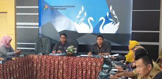 BPS Provinsi Jambi Nyatakan Bahwa Persentase Penduduk Miskin Bulan Maret Mengalami Penuruan 7.60 Persen.
