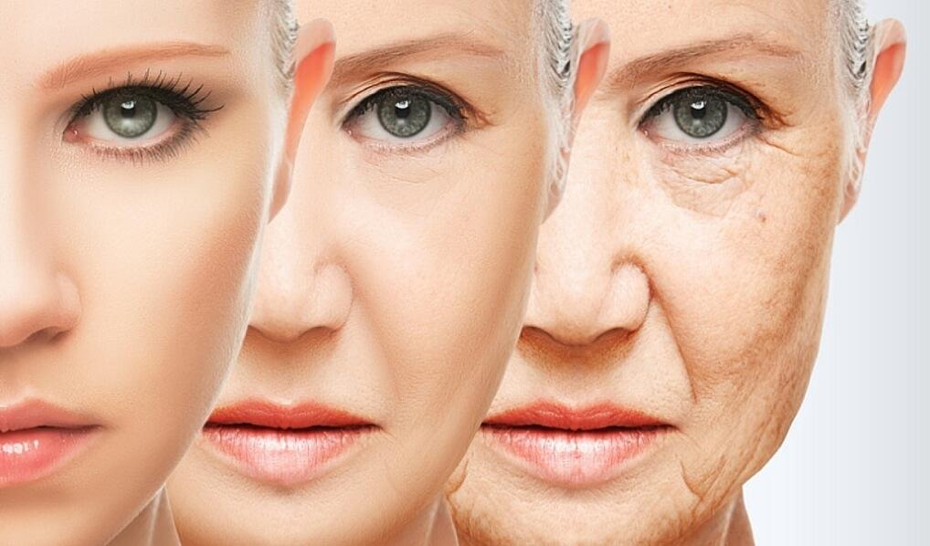 Envelhecimento facial