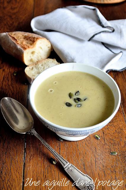 soupe-automne-pâtisson-poireau