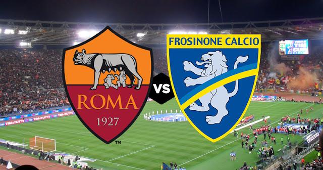 Prediksi Liga Italia Serie A AS Roma vs Frosinone 27 September 2018 Pukul 02.00 WIB