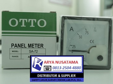 Jual Ampere Mater 0 - 60/5 A Via CT TAB  di Bengkulu
