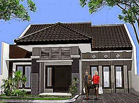 gambar rumah minimalis modern 1 lantai | design rumah