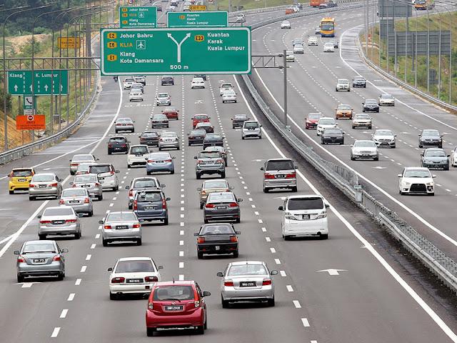 Ketahui Keadaan Trafik Secara Live Di Semua Lebuhraya Malaysia Melalui CCTV Jalanow