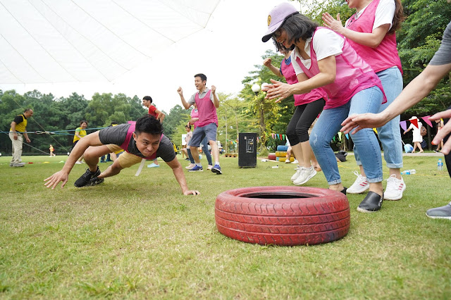 team building flamingo đại lải