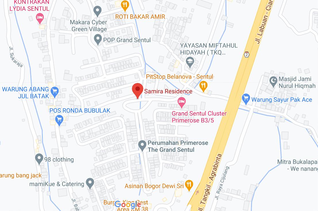 Dimana Samira Residence