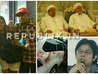 Geger, Ketua MRI Tantang Polisi Tangkap Dirinya, Karena Kaitkan Pembacokan Hermansyah - Habib Rizieq