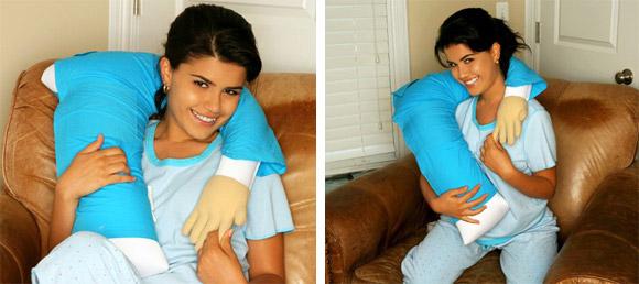 Diseño de almohada
