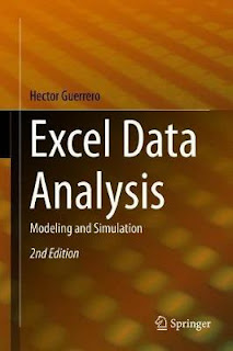 Excel Data Analysis Modeling and Simulation By Hector Guerrero