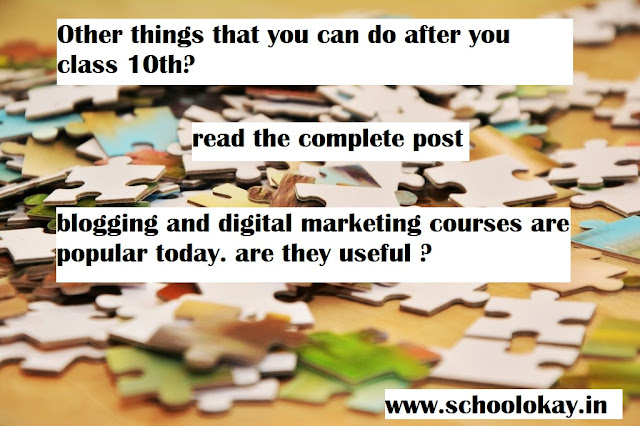 WHAT AFTER CLASS 10 BOARD EXAMS | SCIENCE | COMMERCE | ARTS |