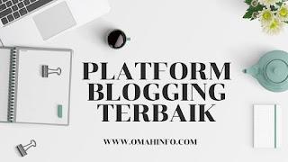 platform blogging terbaik 2020