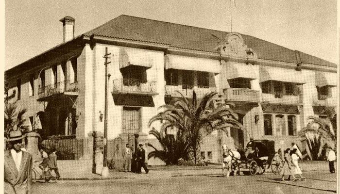 RESEÑA HISTÓRICA: CASA DE GOBIERNO DE LA RIOJA