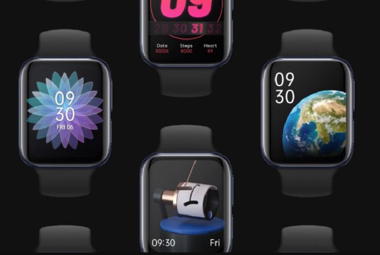 Oppo Wear OS-powered smartwatch