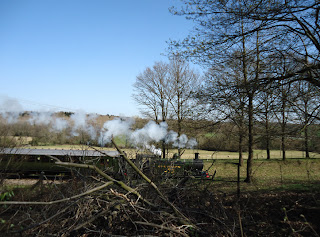 Bluebell Railway Line
