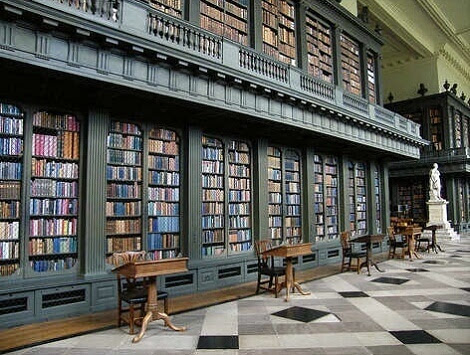 CODRINGTON LIBRARY, BIBLIOTECA CODRINGTON en OXFORD