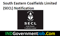 South Eastern Coalfields Limited (SECL)