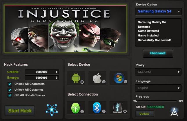 injustice iphone cheats