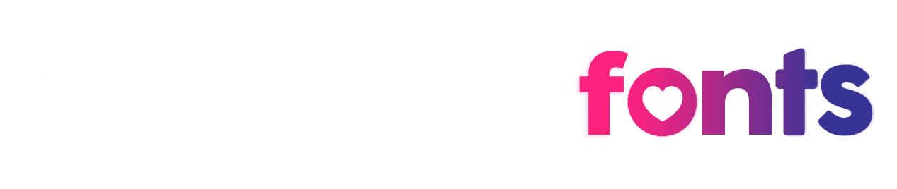 instagram fonts logo