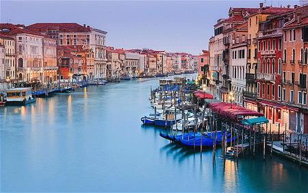 Những ngày ở Châu Âu- Venice