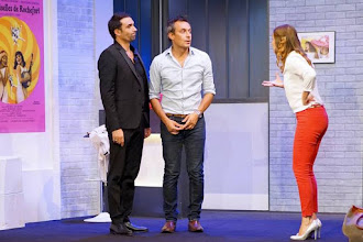 Théâtre : Rupture à domicile, de Tristan Petitgirard - Avec Benoît Solès, Anne Plantey, Jean-Baptiste Martin - Le Splendid