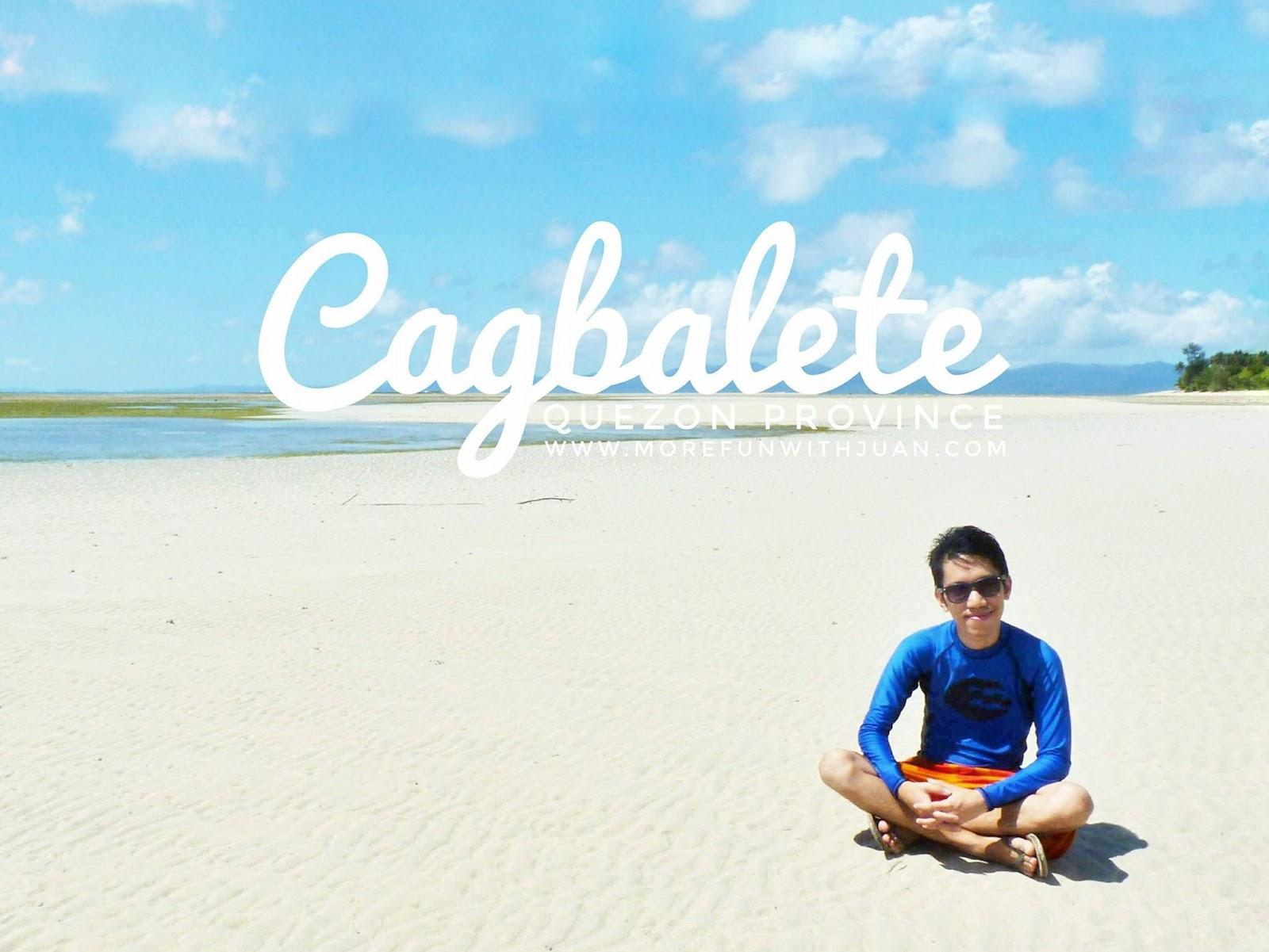 [Chia sẻ] Khám phá du lịch Đảo Cagbalete, Quezon, Philippines