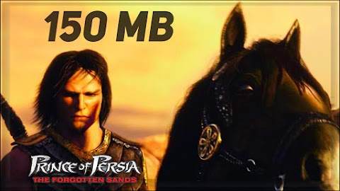 Download Prince of Persia Forgotten Sands Highly Compressed For PC in 150MB No Parts 2020