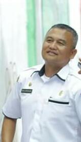 Kepala Dinas Informasi dan komunikasi Kabupaten Asahan H Rahmad Hidayat Siregar