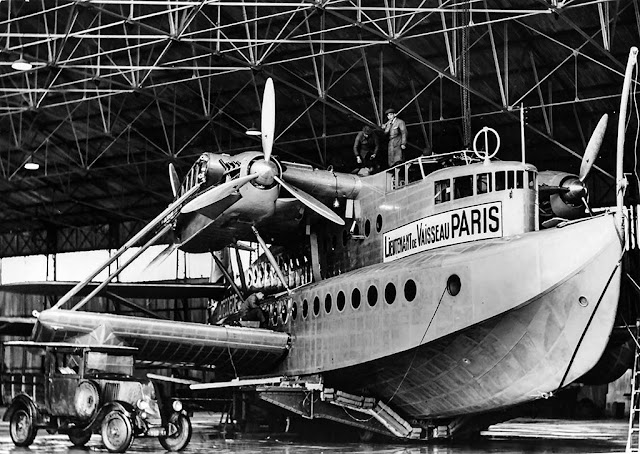 Latécoère 521 Lieutenant de Vaisseau Paris