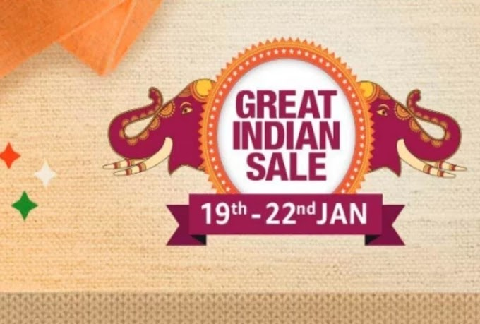 Amazon Great Indian Sale 2020 will start on this day, attractive offers and discounts will be available on smartphones