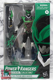 Power Rangers Lightning Collection Psycho Green Box 01