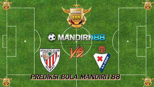 AGEN BOLA - Prediksi Athletic Bilbao vs Eibar 27 Januari 2018