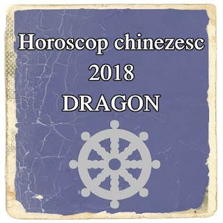 Horoscop chinezesc 2018 DRAGON previziuni astrologice