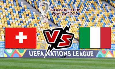 سويسرا و ايطاليا بث مباشر