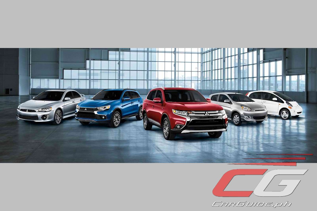 Mitsubishi to Launch 11 New Models in 3 Years | Philippine