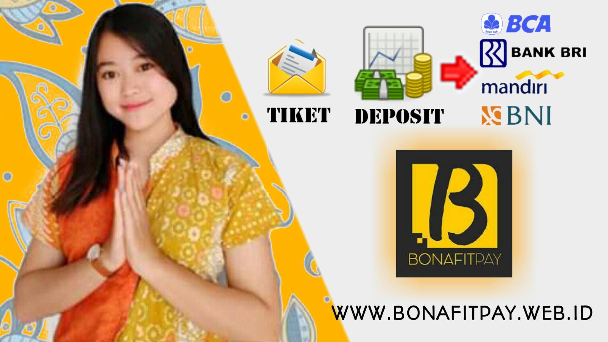 Deposit Bonafitpay