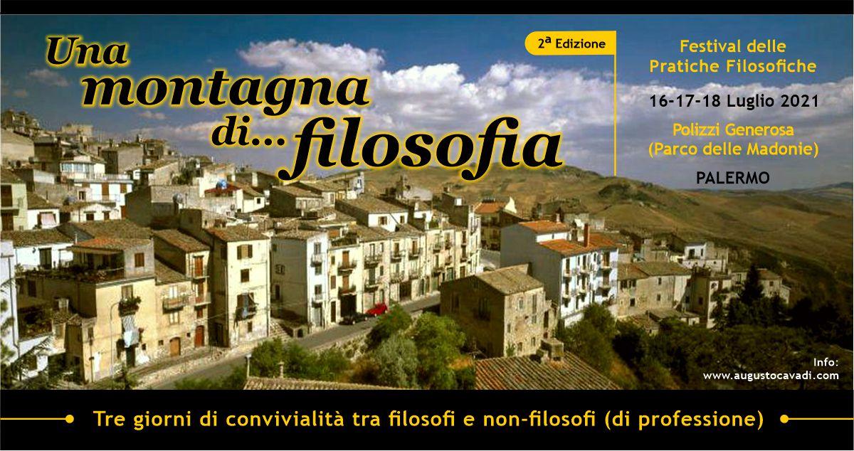 Filosofia per la vita: Festival delle Pratiche Filosofiche - Palermo - 2021