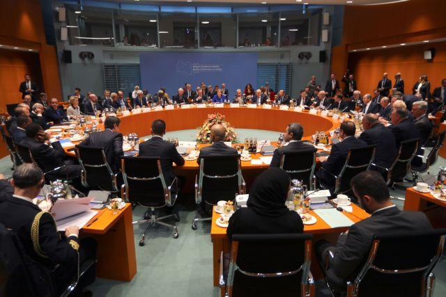 Βερολίνο: Κυρώσεις σε βάρος χωρών που παραδίδουν όπλα στη Λιβύη