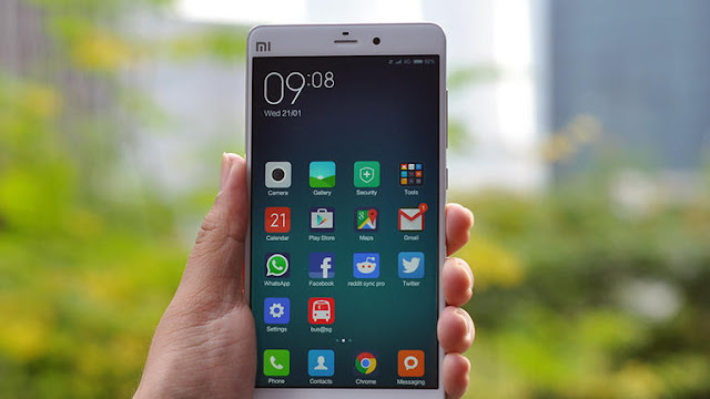 Cara Screenshot Layar Hp Xiaomi Mi4i