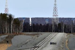Salah Koordinat, Satelit Rusia Senilai Rp 610 Miliar Gagal Meluncur